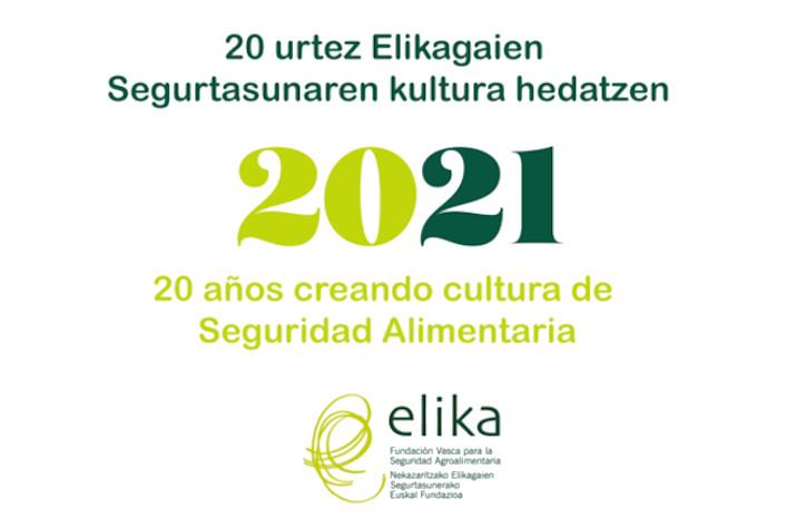 20 aniversario Elika